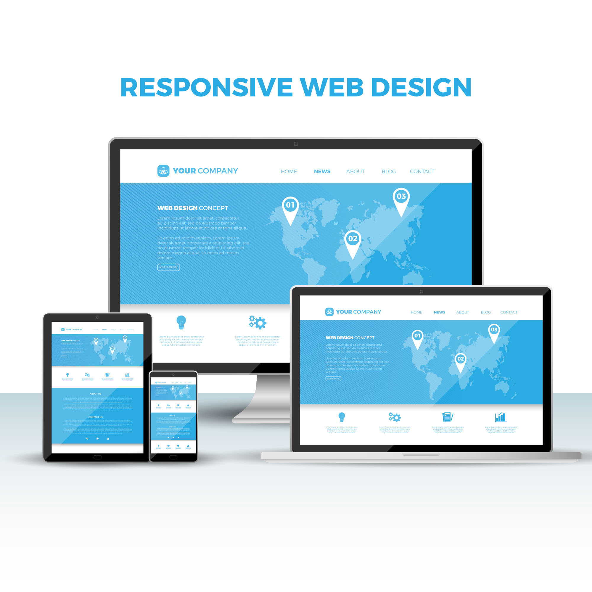 Website Designing